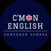come on english logo